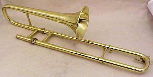 Conn 16A Wonder Slide Cornet 1921