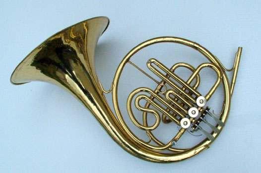 Conn 16D Director Bb Single French Horn 1957