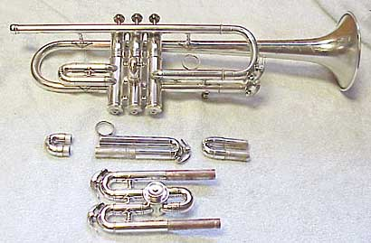 Conn 18B C, Bb and A (Low Pitch) 1925