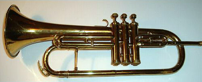 Conn 20A The Fluegelhorn 1937