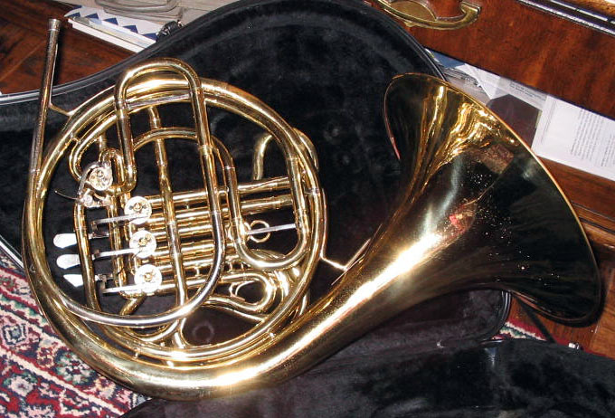 Conn 28D Connstellation F-Bb Double French Horn 1953