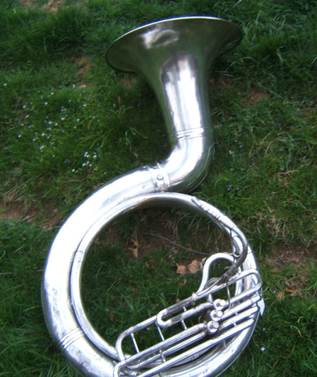 Conn 34K BBb Monster Sousaphone 1926