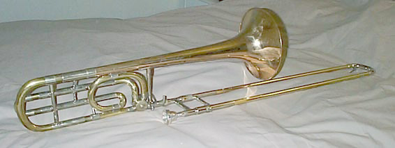 Conn 88H Artist Symphony with F rotary attachment 1967