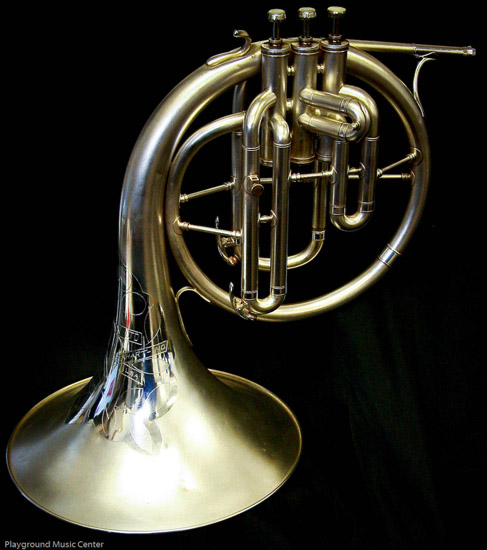 Conn 96E Government Model Mellophone 1952