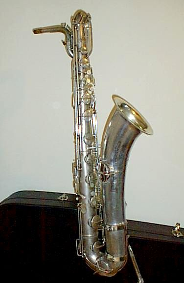 Conn New Wonder Series II Baritone 1926