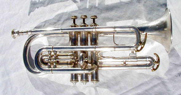 Conn Perfected Wonder with mechanism 1908