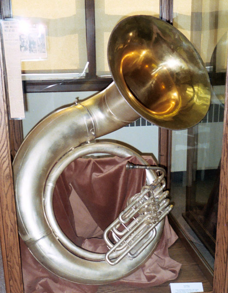 Conn Early Production Sousaphone 1898