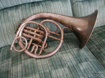 Conn Wonder Mellophone 1900